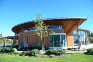The Musqueam Cultural Centre