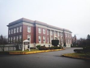 Photo of Prince Rupert Courthouse